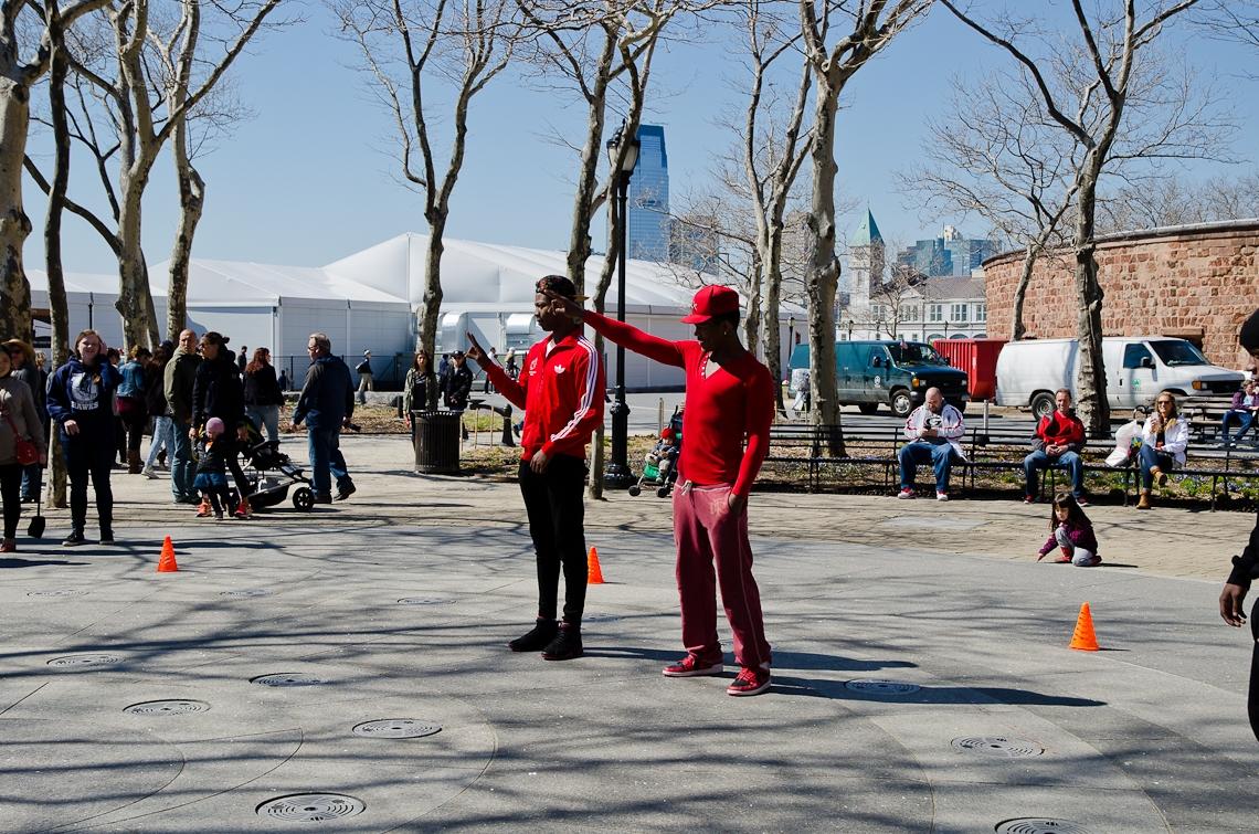 New York, Manhattan, Battery Park
