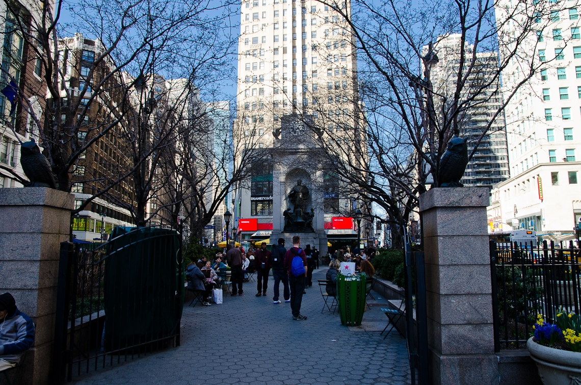 New York, Manhattan, Herald Square
