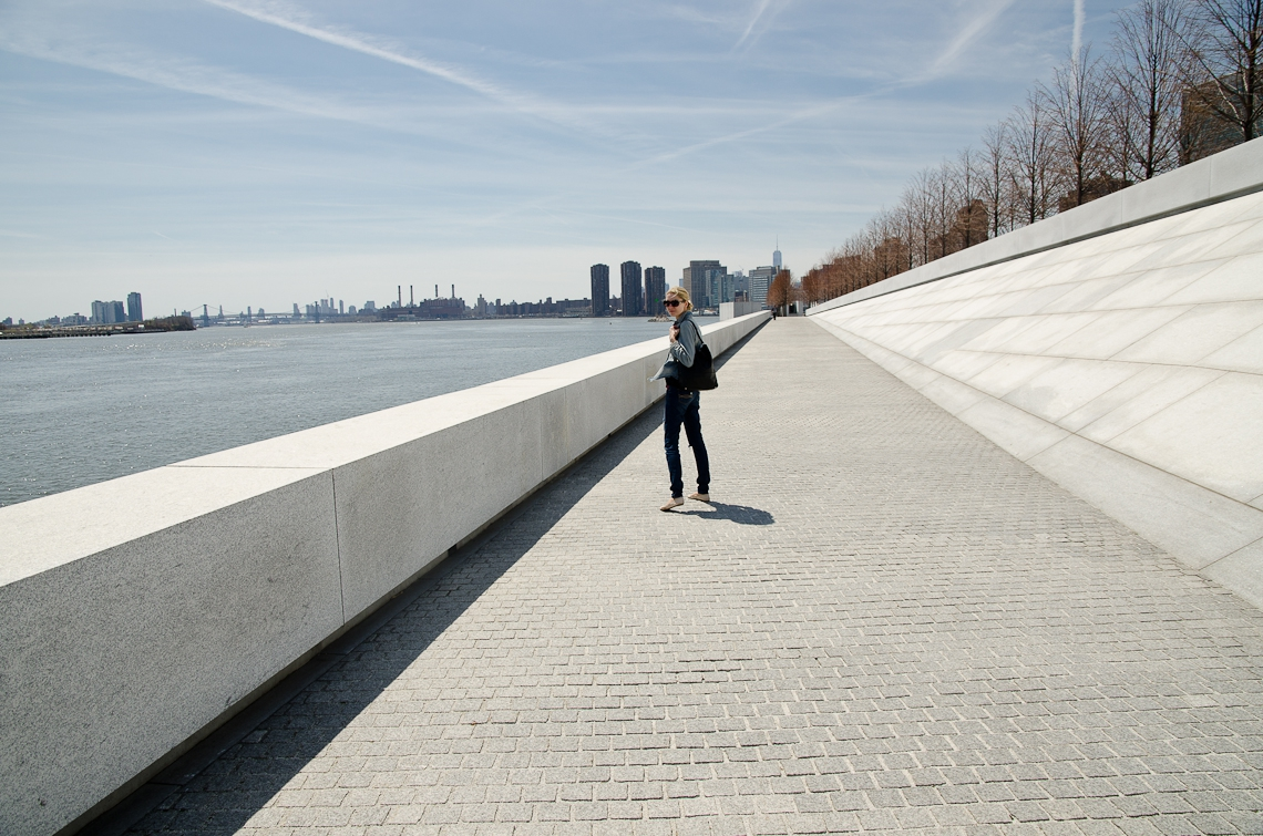 New York, Roosevelt Island