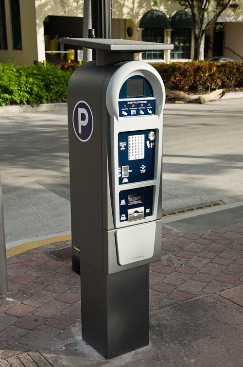 Miami parking rules / Паркинг в Майами