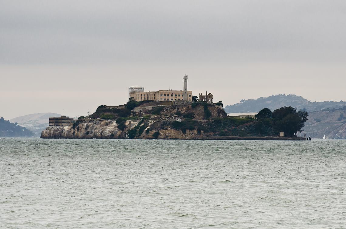 Сан Франциско, Алькатрас / San Francisco, Alcatraz