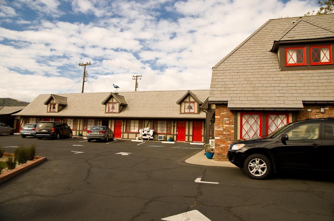 Сольванг / Solvang, California