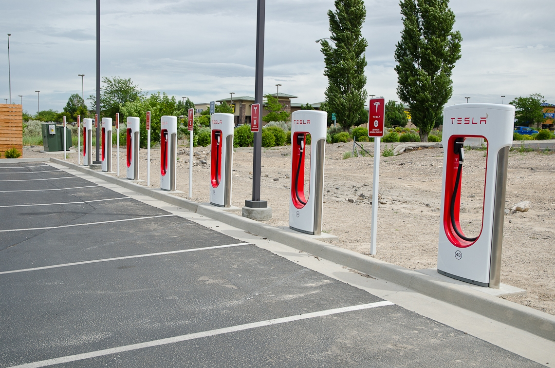Tesla Charge